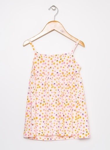 Mammaramma Hg01 Çok Renkli Çocuk Elbise Renkli